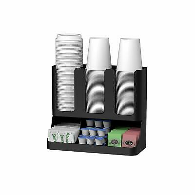 Coffee Cup Sleeve or Hot Cup Holder Tall Dispenser Organizer for Hot Drink Cups (3015)