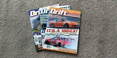Drift Battle Car Magazines - Issue 15, and 20