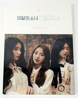 MONTHLY GIRL [LOONA & HASEUL] Single Album CD+Photobook+card+Tracking Number K-P