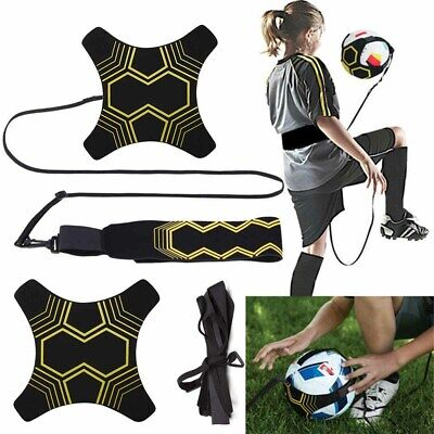 Protable Hand- Kick Soccer Football Trainer Training Aid Practice for Kid Child