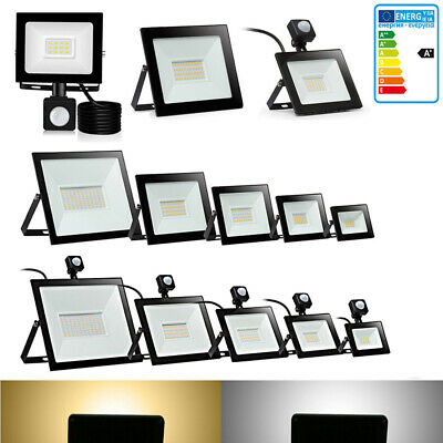 LED Floodlight Outside Light 10W-100W Security Flood Outdoor Garden Lights IP65