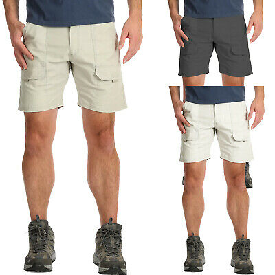 """Mens Ex Store Cargo Hiker Shorts Cotton Summer Casual Work Pant Branded 30""""- 48"""""""