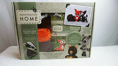 Huntington Home - Learn to Crochet for Beginners Step by Step Guide included