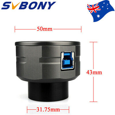 SV205 USB Electronic Eyepiece 1.25'' Astronomy Camera for Planetary Photogarphy