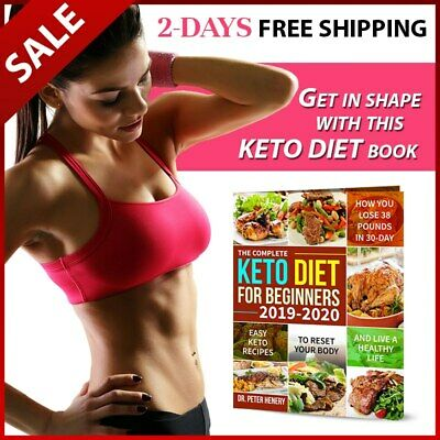 Keto Diet Cookbook for Beginners - The Complete Ketogenic Diet Guide Recipe Book
