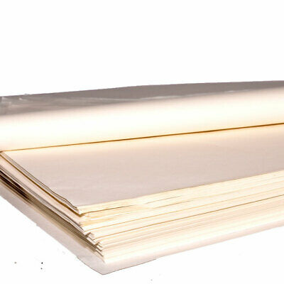 BULK 1600 Sheets  White Greaseproof Paper - Non Stick Coating - 200 × 330 mm