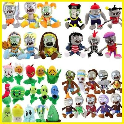 Plants vs zombie Plush Toy Soft Doll 22cm Gift Jumbo Pvz Figure New Kid Baby Gam