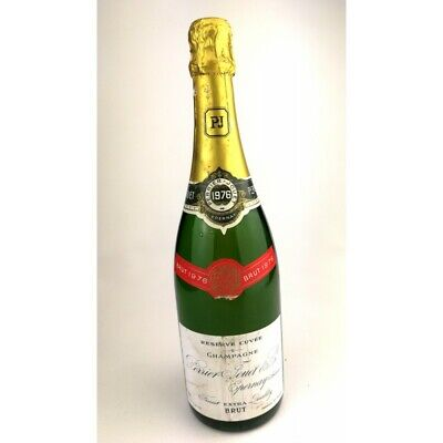 1976 - Champagne Perrier Jouet Reserve Cuvee