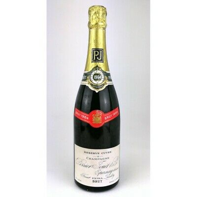 1964 - Champagne Perrier Jouet Reserve Cuvee extra brut
