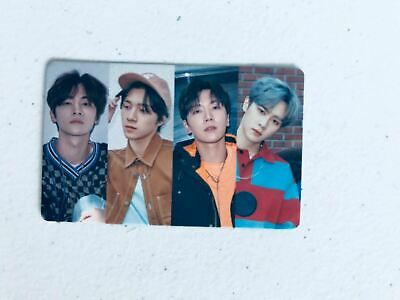 K-POP WayV 2020 Season's Greetings Official WayV Photocard