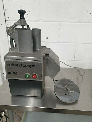 Commercial Robot Coupe cl50 food processor Veg Prep Machine  Catering Equipment