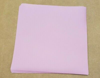 Bergquist Pink Thermal Pad 304.80mm w/ Adhesive (15 Sheets)