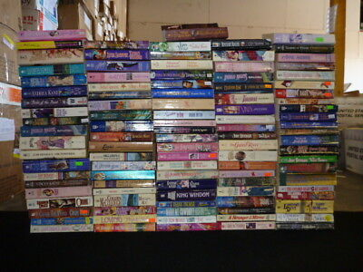 Lot of 10 HISTORICAL ROMANCE Paperback Books Popular Love RANDOM UNSEARCHED MIX