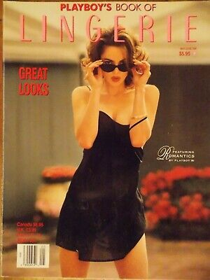Playboy's Book of Lingerie May June 1994  #4113+