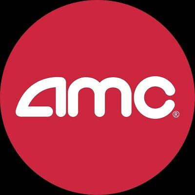 AMC Five (5) Large DRINK Vouchers- Expires 12/31/2020  ($2.40 per drink)