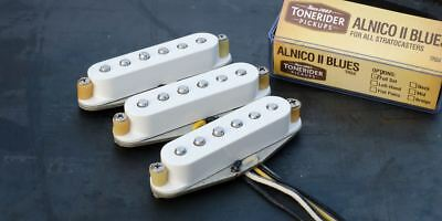 TONERIDER VINTAGE PLUS TRT1 NICKEL SET ALNICO V for TELE 6.3+6.8k  BLUES /& ROCK