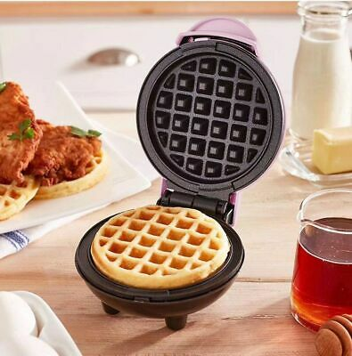 Stainless Steel Fuel Gas Nonstick Egg Bubble Cake Oven Waffle Maker Machine