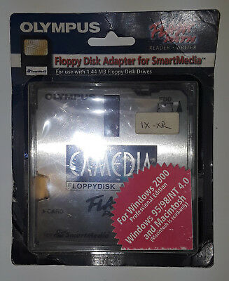Olympus Flash Path Floppy Disk Adapter for SmartMedia (BRAND NEW