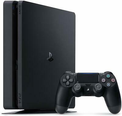 Sony PlayStation 4 Slim Core 1TB Game Console - Black CUH-2215