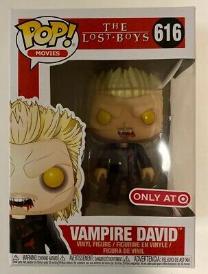 Funko Pop! The Lost Boys Target Exclusive  - Vampire David #616