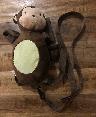 Child Of Mine Carter's Monkey Child Safety Harness with Buckles!