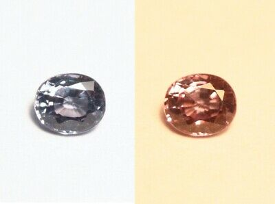0.25ct Blue Colour Change Garnet - Bekily, Madagascar - Worlds Rarest Garnet