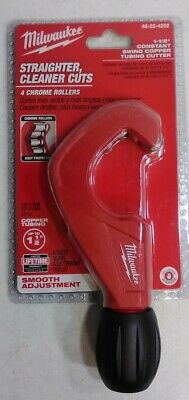 Milwaukee 48-22-4252 1-1/2-inch Constant Swing Copper Tubing Cutter (N)