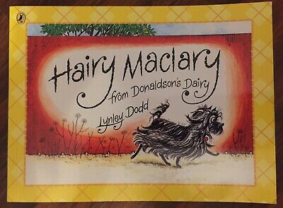 HAIRY MACLARY From Donaldson's Dairy Lynley Dodd Children's Book FREE POSTAGE