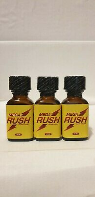 3 Poppers  Rush 24 Ml