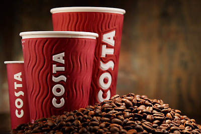 Free £3 Costa Coffee Voucher Coupon Money Off Gift Card App Lunch Dinner Meal