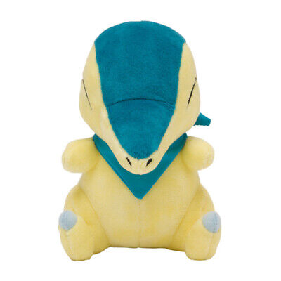 Pokemon Mystery Dungeon Rescue Team DX Psyduck Plush 130mm  JAPAN import F//S NEW