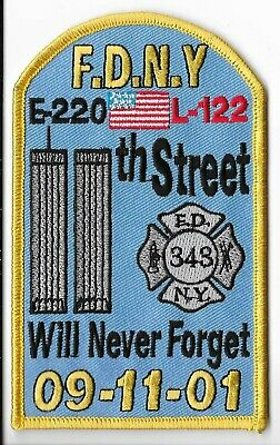 "NH Engine 3 Ladder 3 /""Southside Pride/""Fire Patch Nashua"