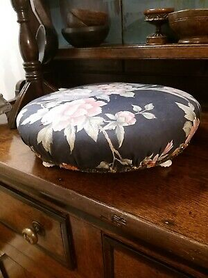 A Lovely Victorian Footstool original project