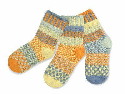 Solmate Puddle Duck Kids Socks for Boys or Girls