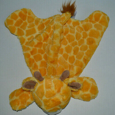 Baby GUND Tucker Giraffe Huggybuddy Stuffed Animal Plush Blanket Gund Baby 320184
