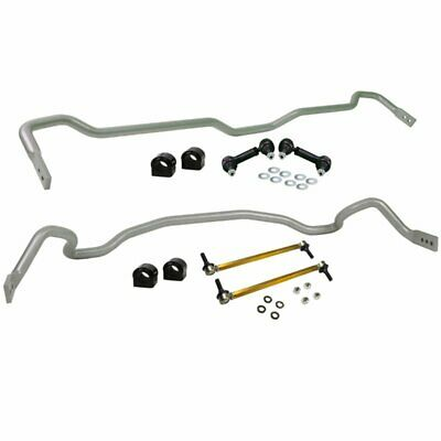 Bmk015 Whiteline Kit Barre Stabilizzatrici Mercedes-Benz B-Class W246 - 2011 201