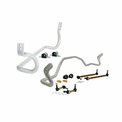 Bmk008 Whiteline Kit Barre Stabilizzatrici Mitsubishi Lancer Cj Ralliart Awd 200