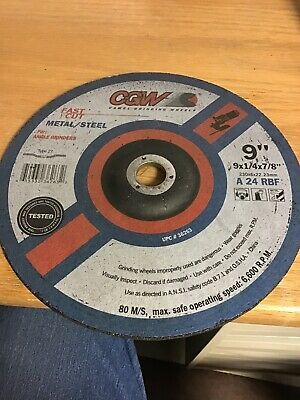 Size 7 x 1//2 x 1-1//4 Pack of 2 CGW-CAMEL 58004 Pink Aluminum Oxide Surface Grinding Wheel
