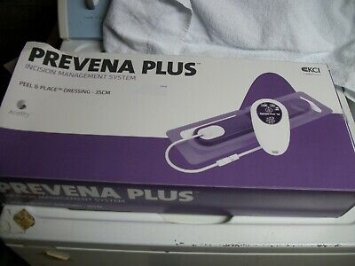 Prevena Incision Management System Prevena Plus 125 Model 60300Ep  New