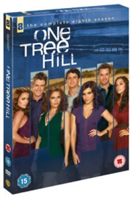 James Lafferty, Bethany Joy...-One Tree Hill: The Complete Eighth Seas DVD NUEVO