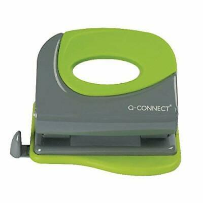 Qconnect Softgrip Metal Hole Punch NUEVO
