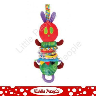 New Very Hungry Caterpillar Wiggly Jiggly  30Cm