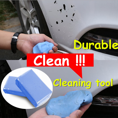 Clay Detailing Magic Truck Ceaning Sludge Auto Bar Car Wash Mud Cleaner Kits NEW