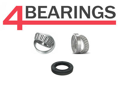 1 x Trailer Wheel Bearing 18590 & Seal for Ifor Williams ALKO Hub   #KIT-118