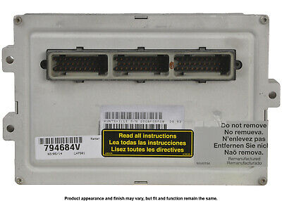 Remanufactured Electronic Control Unit Cardone Industries 79-4690V