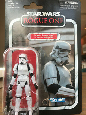 VC140 WAVE 5 STAR WARS VINTAGE ROGUE ONE IMPERIAL STORMTROOPER