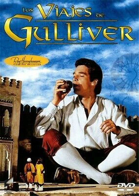 Los Viajes de Gulliver (The 3 Worlds Of Gulliver)