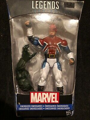 Marvel Capatain America Build a Figure Abomination Marvel/'s Captain Britain