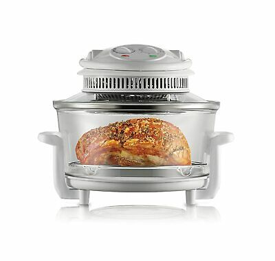 SUNBEAM 11L Nutrition Oven Electric Convection Oven In-Built Fan EasyClean Glass
