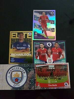 panini football 2020 premier league stickers. Choose from huge list